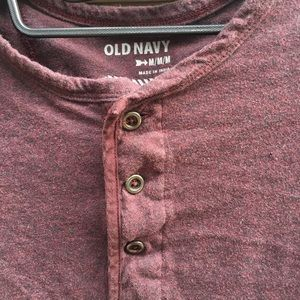 Old Navy Shirts - *Free w bundle* Men's Old Navy long sleeve shirt